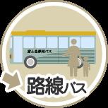 路線バス(一般バス)