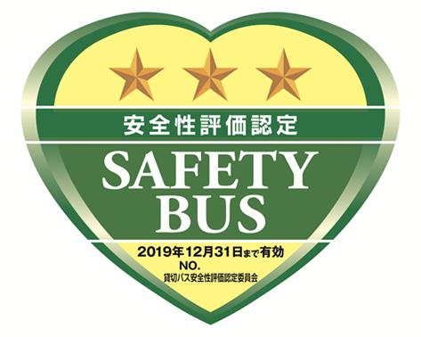 安全性評価認定2019